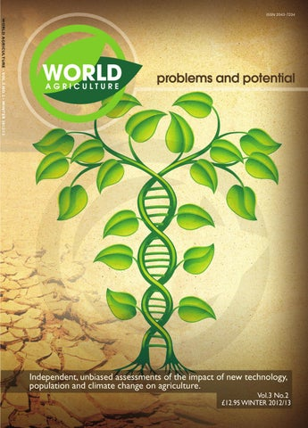 World Agriculture Vol.3 No.2 (Winter 2012)