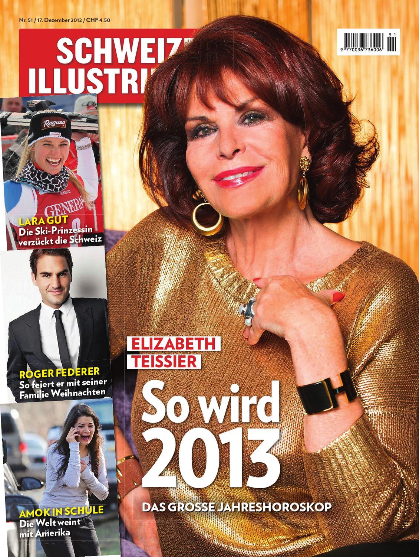 ISSUU - SI_2012_51 by Schweizer Illustrierte