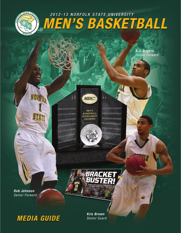 ISSUU - 2012-13 NSU Men's Basketball Media Guide by Matt ...