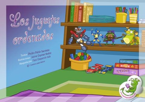 Recursos tic tac cuentos para dormir 1 internivel for Cuarto ordenado animado