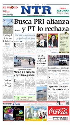 Issuu El Diario Ntr By Ntr Medios De Comunicacin