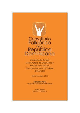 Consultorio Folklórico