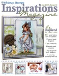 Whimsy Stamps Inspirations Magazine - Issue 11