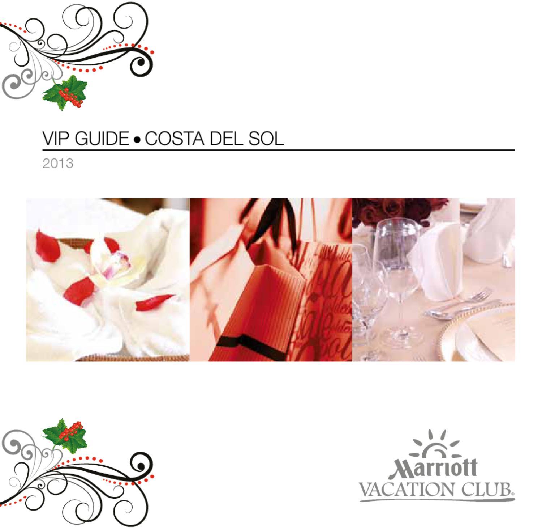 Page The Marriott Estepona