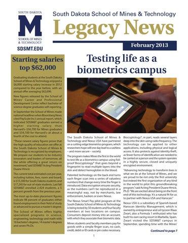 Legacy News February 2013