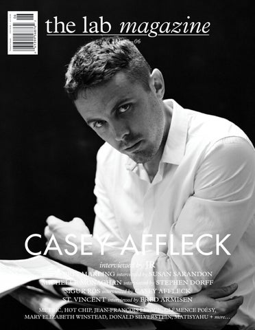 The Lab Magazine Issue 06