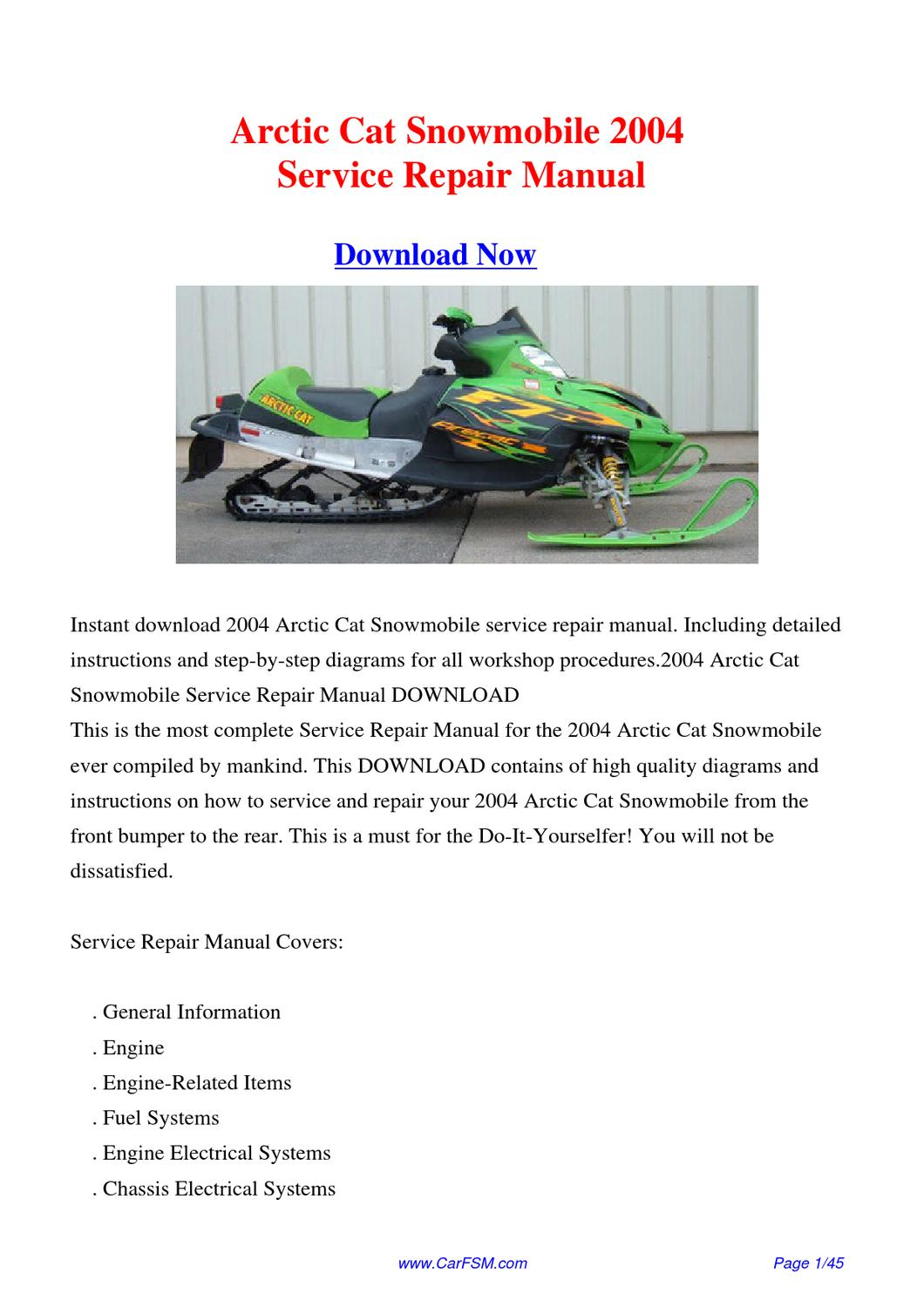 Arctic cat bearcat manual ebook array arctic cat download service repair workshop manual oukas info rh oukas info fandeluxe Gallery