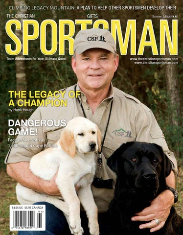 The Christian Sportsman - Archives