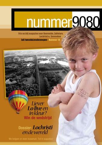 Issuu juli 2009 by nummer9080 for Zwembad zelfbouwpakket
