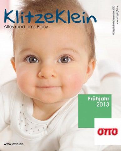 Каталог OTTO KlitzeKlein весна 2013 - детская одежда на Таганке