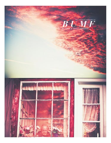 Bumf Issue 2 cover