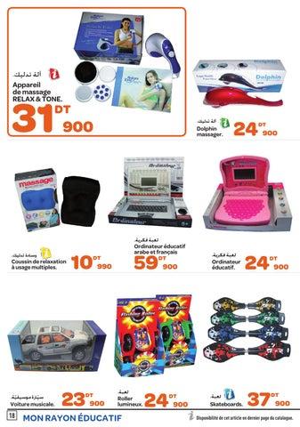 Carrefour Market Tunisie Catalogue