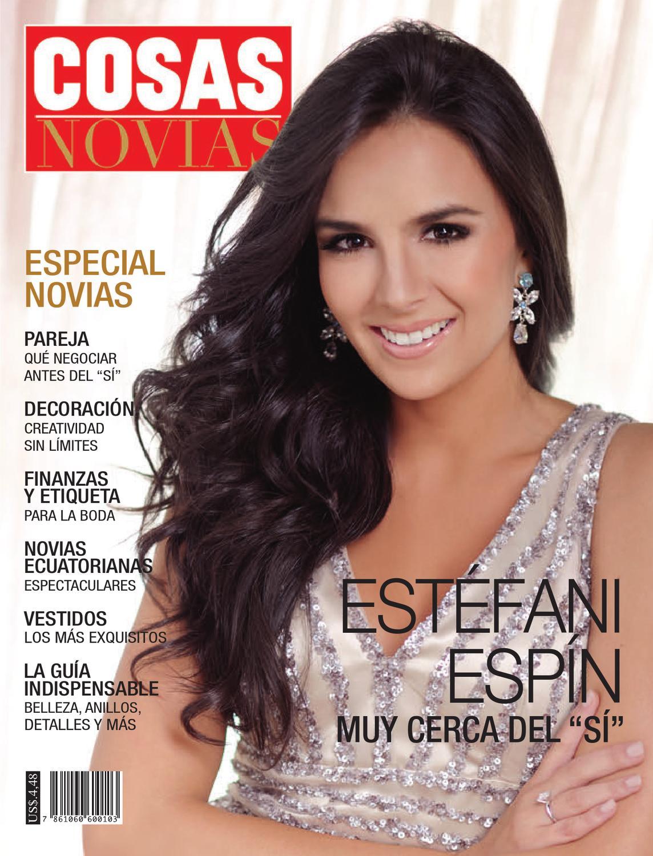 ISSUU - Revista Cosas Novias Marzo 2013 by Revista Cosas