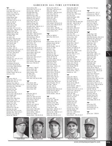 2013 Jacksonville State Baseball Media Guide