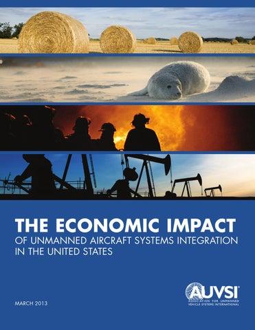 UAS economic impact study