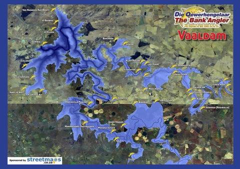 Issuu Vaal Dam Map By Thebankangler Arteditor