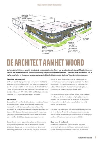 Issuu verkerk volvo magazine by dmarc - Eigentijds trap beton ...