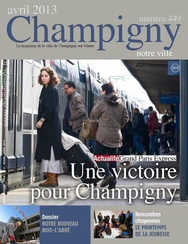 Rencontre citoyenne champigny