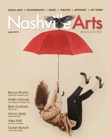 Nashville Arts Magazine April 2013