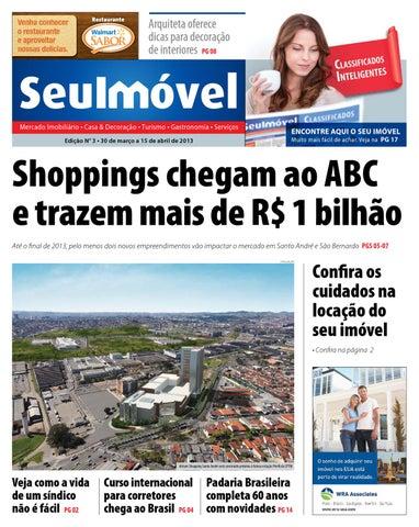 3ª Edição - Shoppings chegam ao ABC e trazem mais de R$ 1 bilhão