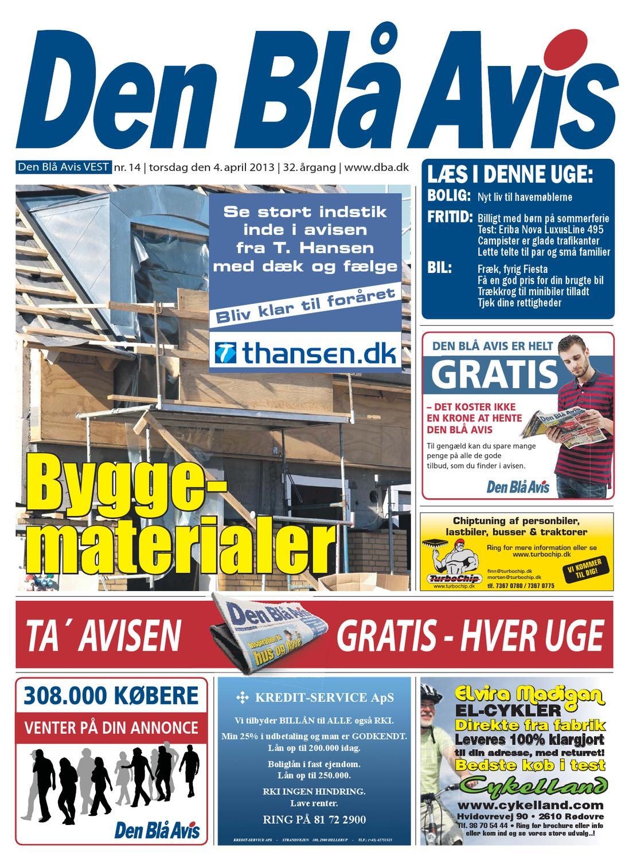 Issuu Den Bl 229 Avis Vest 14 2013 By Grafik Dba