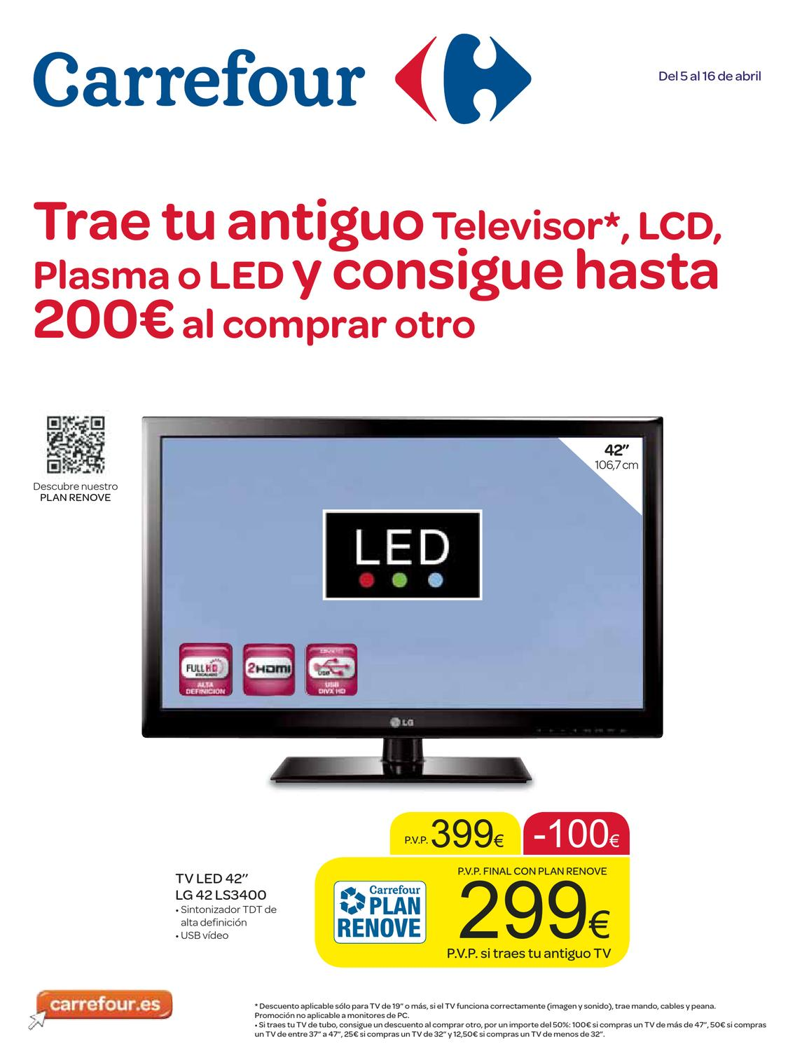 Page for Tv plasma carrefour