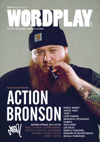 Wordplay magazine 11 cover