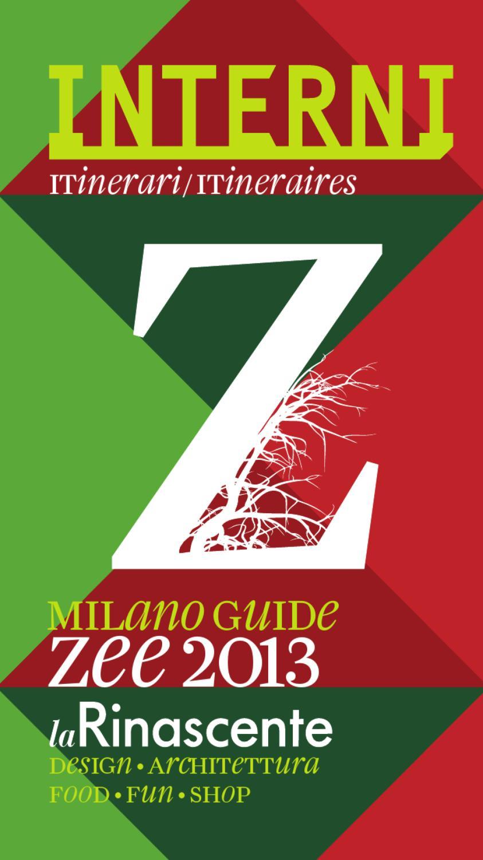 Issuu interni guida zee milano 2013 by interni magazine for Guida interni