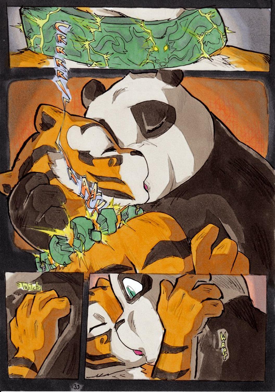 кунг-фу панда порно комикс лучше поздно чем никогда