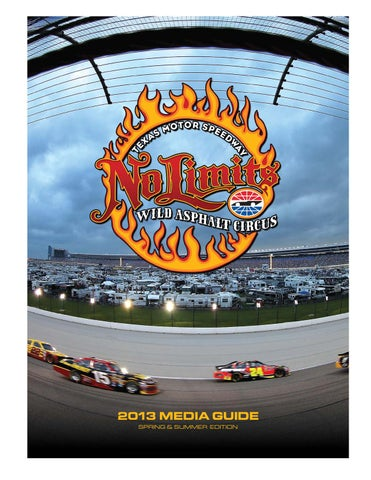 Issuu 2013 Texas Motor Speedway Media Guide Spring