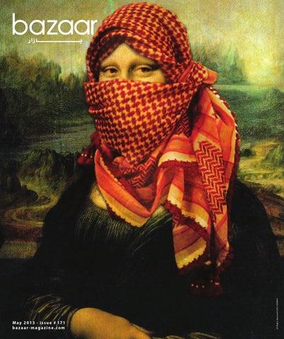 bazaar magazine May Issue