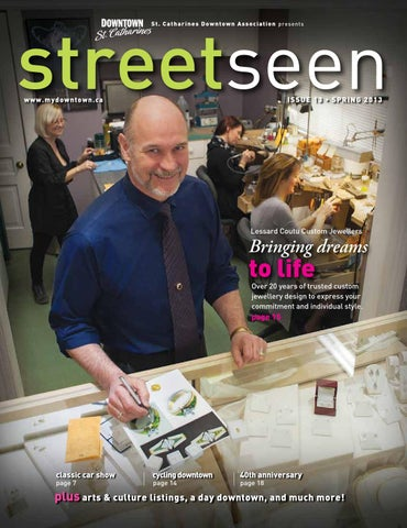 Street Scene - Issue 13 - Spring 2013