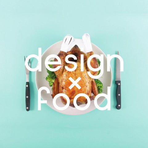 design x food cover