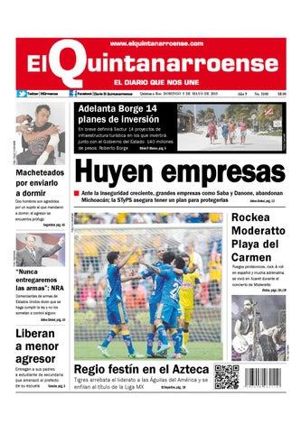 ISSUU - el quintanarroense by Diario El Quintanarroense