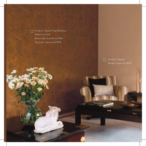 Issuu ideas on decor book web by asian paints limited for Asian paints home decoration