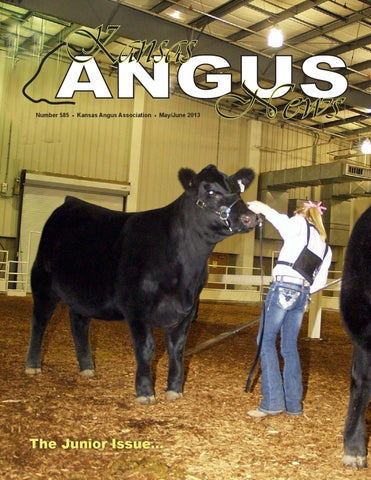 Kansas Angus News - May/June 2013
