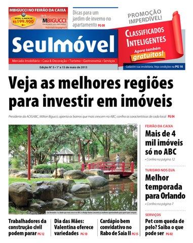 5ª Edição - Veja as melhores regiões para investir em imóveis.