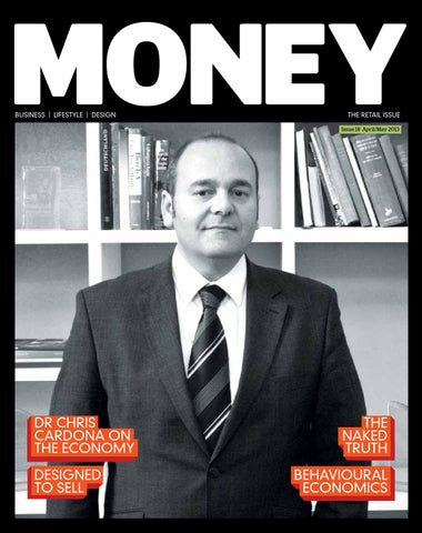 MONEY APR/MAY 2013 ISSUE 18 cover