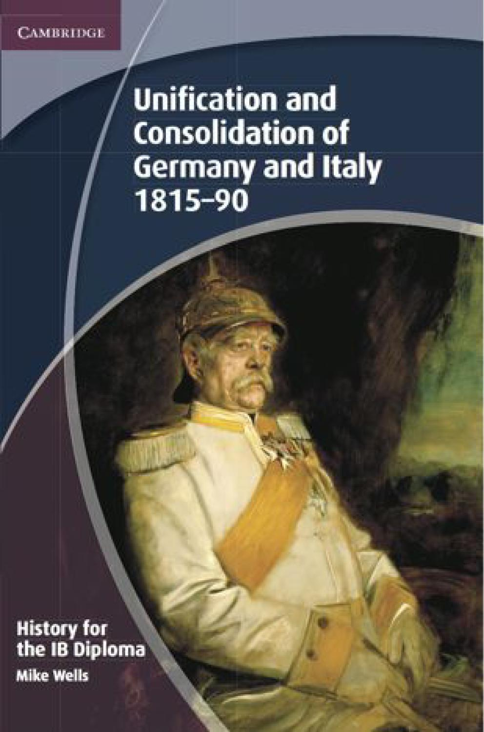 italian and german unification essay Italian unification related essays assess the main reasons for the unification of germany in 1871.