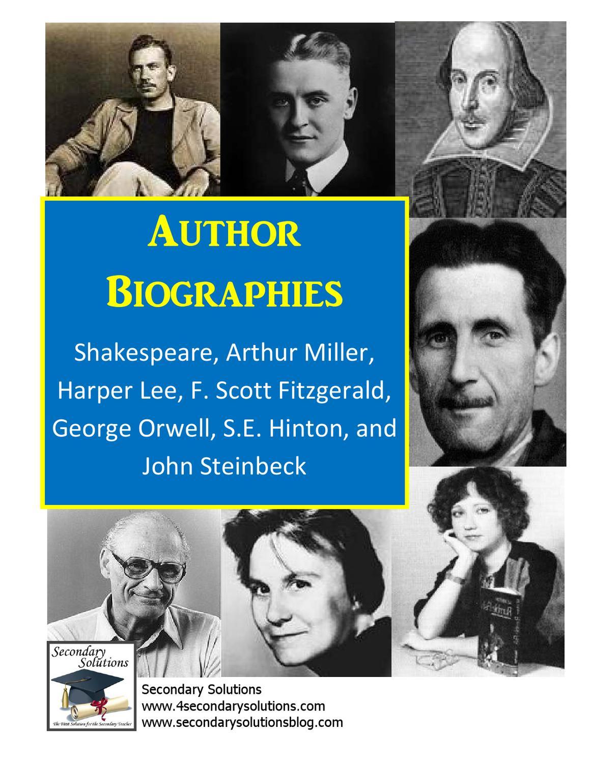 John steinbeck biography essay