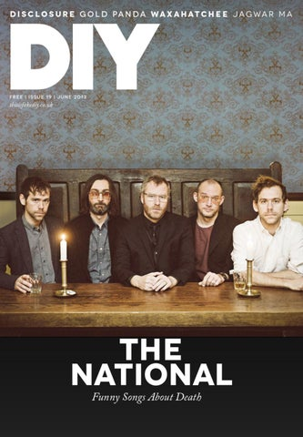 DIY, June 2013 cover