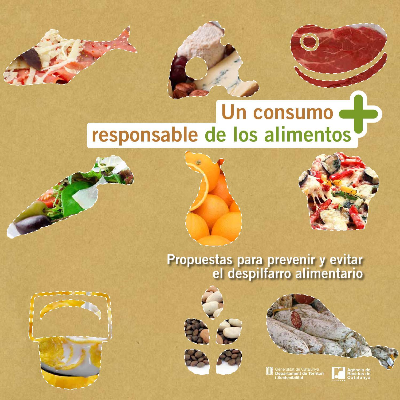 Issuu un consumo responsable de los alimentos by oficina de medi ambient uab - Oficinas de consumo ...
