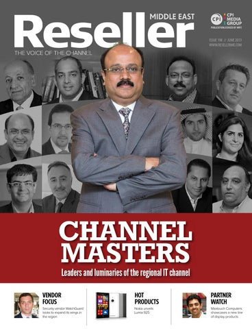 Reseller ME June 2013 Issue