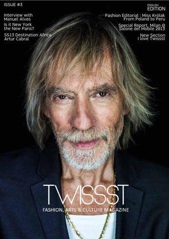 Twissst Issue #3 English Edition