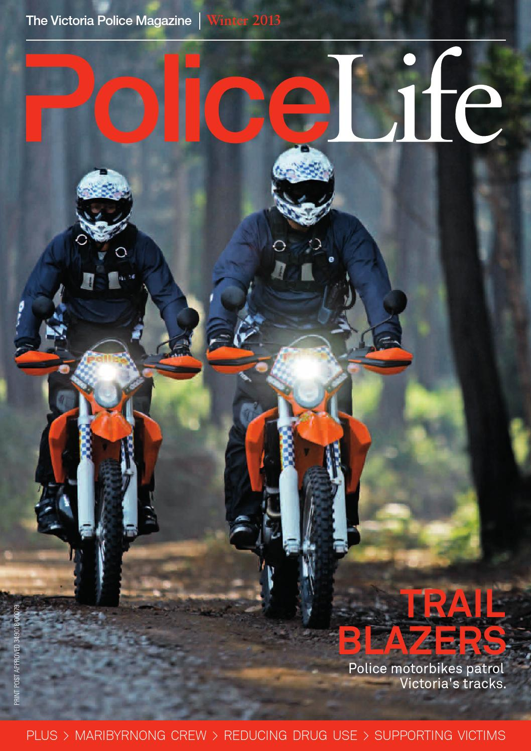 Police Life Winter  By Victoria Police Issuu