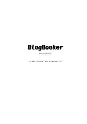 Blog book curso 2012-3