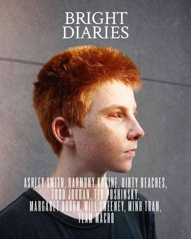 Bright Diaries cover