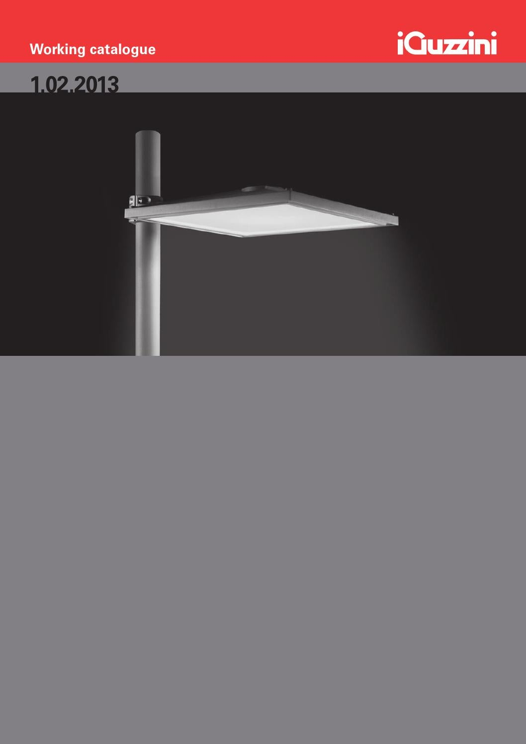 issuu iguzzini 2013 working catalogue by bellatrix bellatrix. Black Bedroom Furniture Sets. Home Design Ideas
