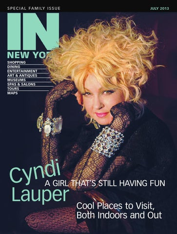 IN New York - July 2013 Issue cover