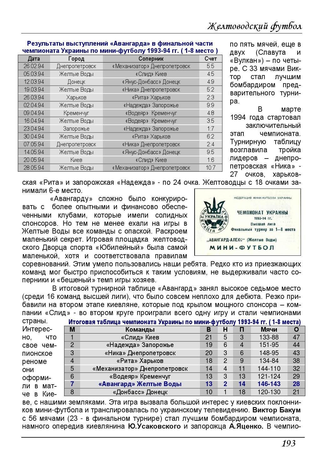 Турнирная таблица чемпионата украины по футболу 22 фотография